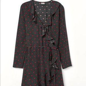 H&M Dresses - H&M Wrap mini dress